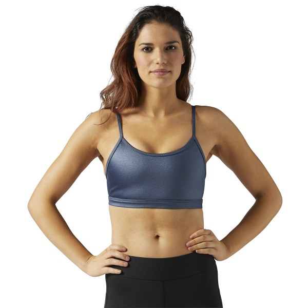 428dec9148 Hero Rebel Sports Bra Smoky Indigo BR4263