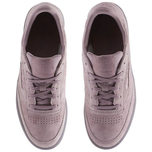 Club C 85 Lace Smoky Orchid White BS6529 4788bba7d