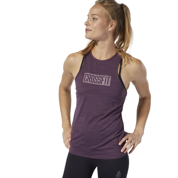 3f145c700f0929 Reebok CrossFit® ACTIVCHILL Tank Top - Purple