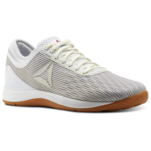 d4dfed7f174a4 Reebok CrossFit Nano 8 White Classic White Excellent Red Blue CN1039