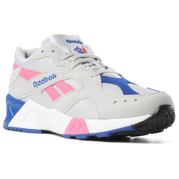 Reebok Aztrek We-Skull Grey Acid Pink Coll Royal White Blk e6b51fccb