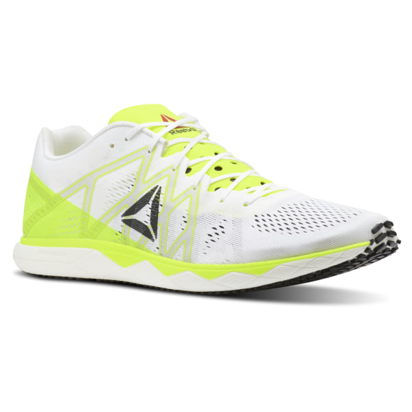 6bec36669c77 Reebok Floatride Run Fast Pro. C  300. Color  White   Solar Yellow ...