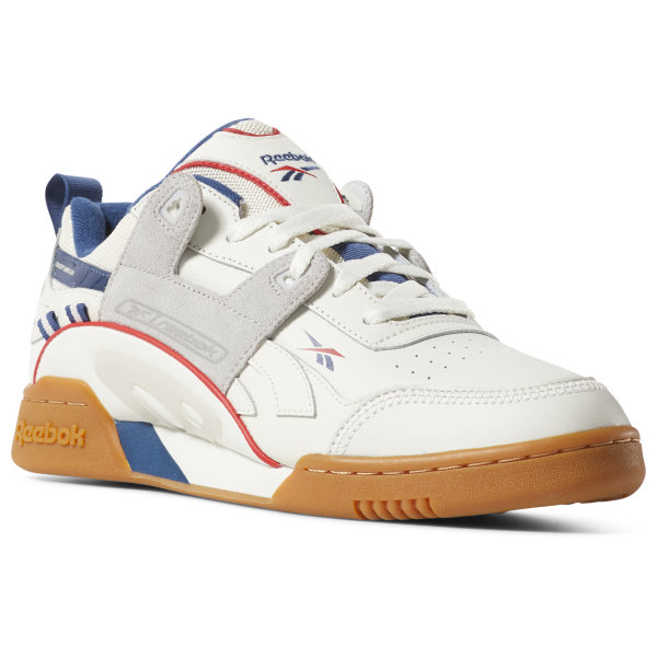 Reebok Workout Plus ATI 90s - White  30b49d1fc