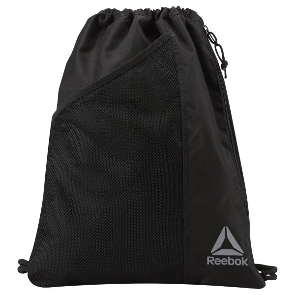 edaf476c8cb5 Reebok Workout Gymsack - Black