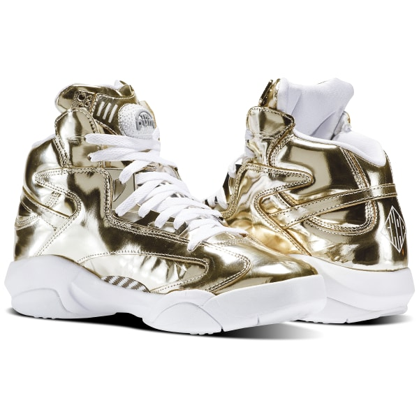 Reebok Shaq Attaq - Gold  578979899