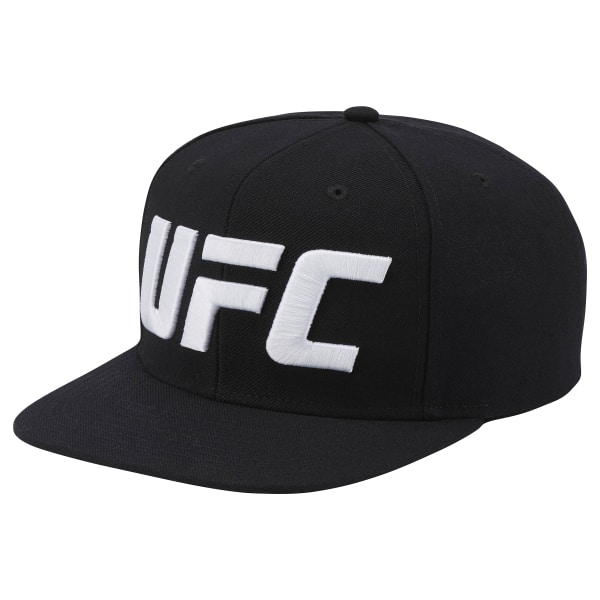 ec2f49192e8 Reebok UFC Ultimate Fan Flat Brim Snapback Hat - Multicolor ...