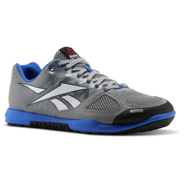 ab3b7cd40c50a3 Reebok CrossFit Nano 2.0 - Grey