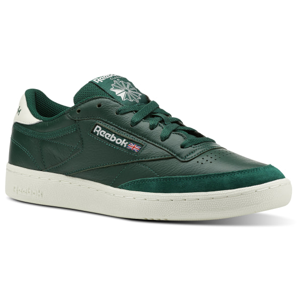 abaf116499e9 Reebok Club C 85 - Trc-Dark Green