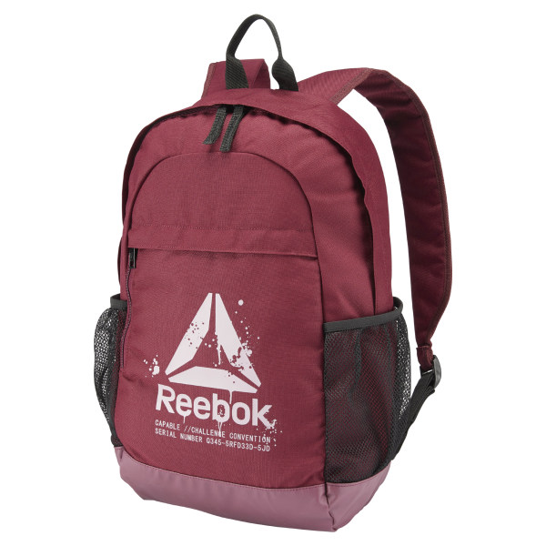 Reebok Junior Movement TR Backpack - Red