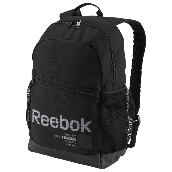 Reebok Style Active Foundation Backpack - Black  e5f0f03b022d5