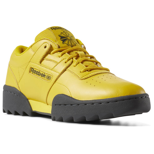 7471ad6bb Reebok Workout Ripple OG - Yellow