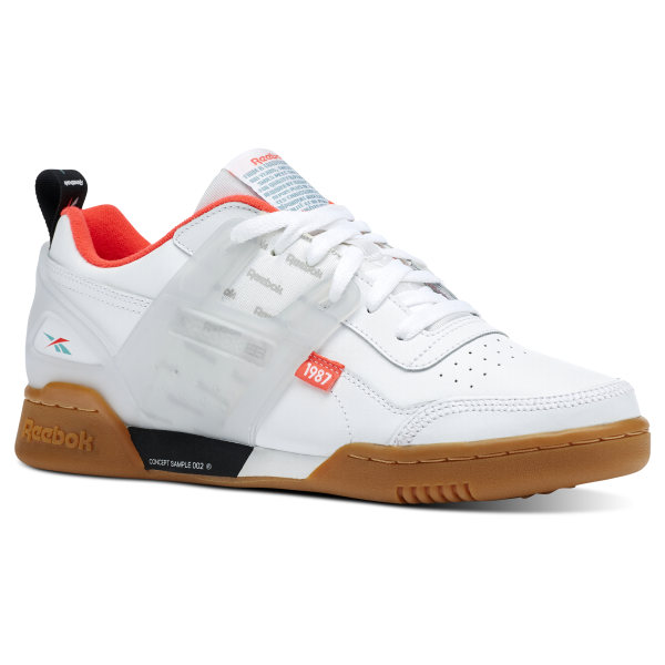 Reebok Workout Plus Altered - White  f583866ba