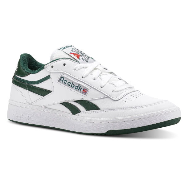 6091413bac2 Reebok Revenge Plus Archive - White