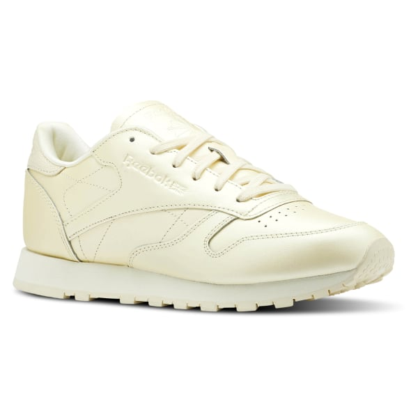 6f85613f151ee Reebok Classic Leather - Beige