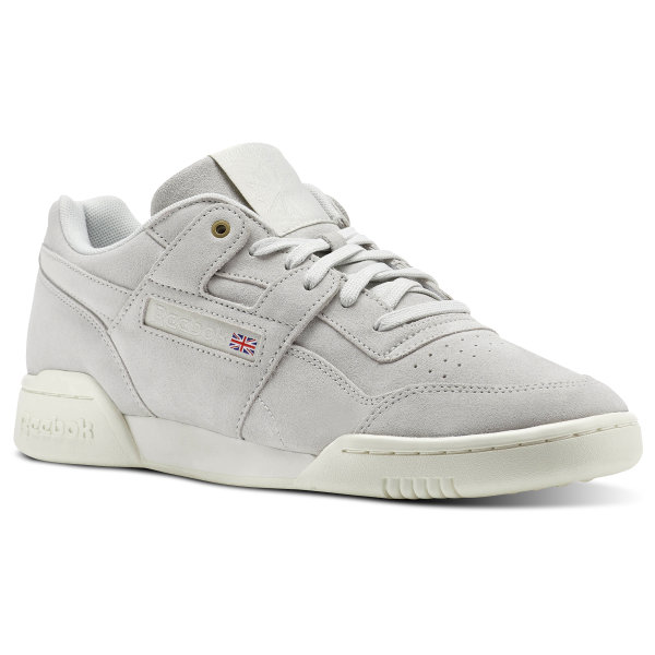 be4044687663f Reebok Workout Plus Montana Cans collaboration - White