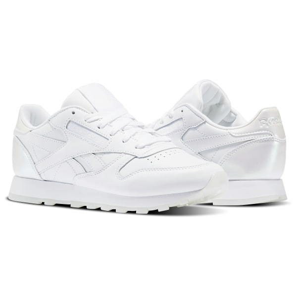 d32c56ede3 Tenis Classic Leather L PEARL-WHITE WHITE ICE BD5807