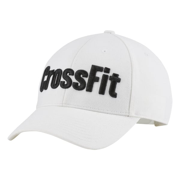 f506d6d8556 Reebok CrossFit Games Baseball Cap - White