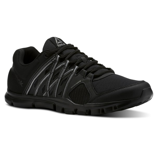 f024858f9c5260 Reebok Yourflex Train 8.0 LMT - Black