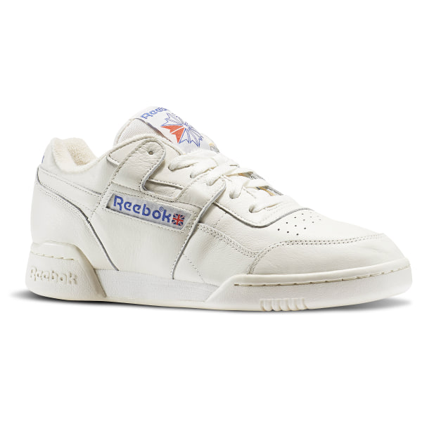 2e714d4bef3 Reebok Workout Plus Vintage - White