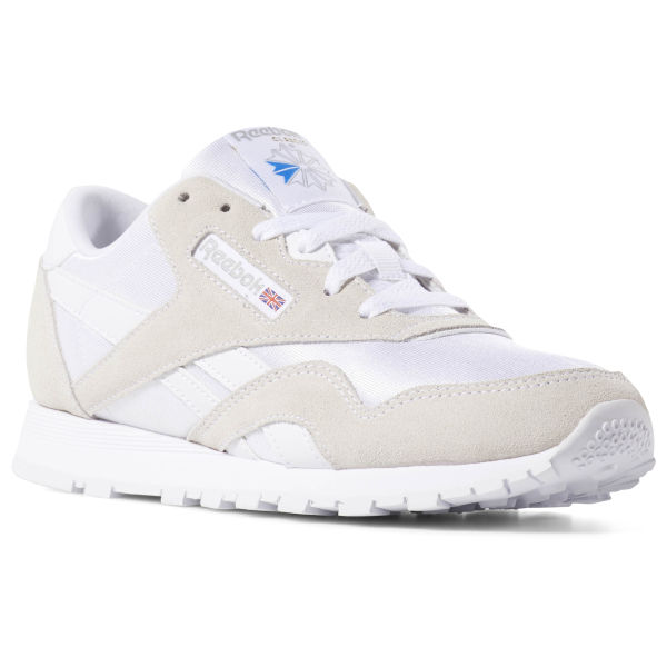 Reebok Classic Nylon - Primary School - White  f9977e520
