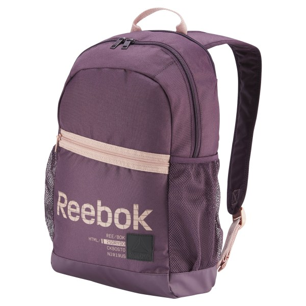 Reebok Style Active Foundation Backpack - Purple