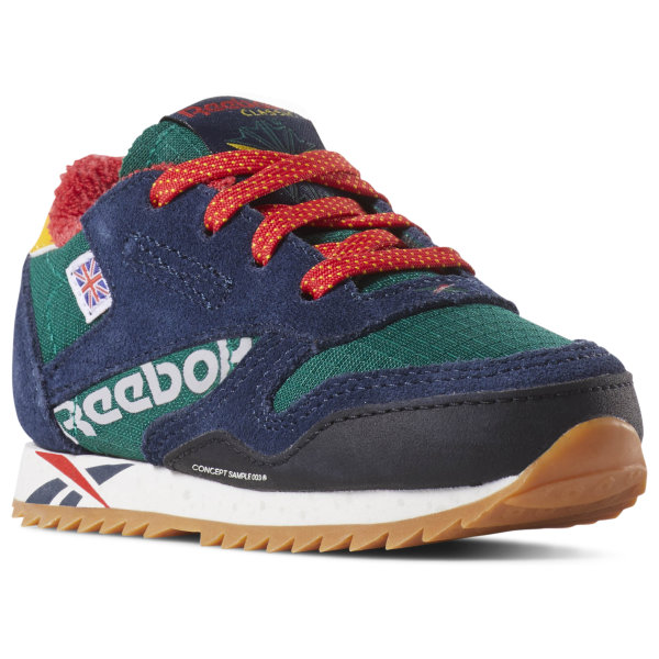 4339313d62b5bc Reebok Classic Leather Ripple Altered - Toddler - Red