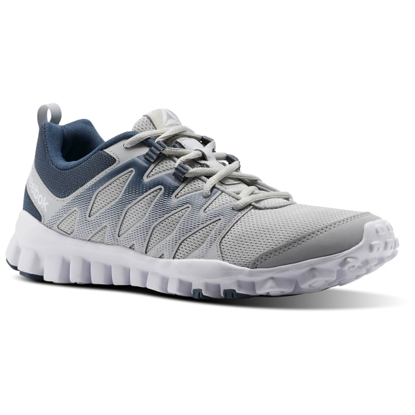 7f397dda0c76a Reebok RealFlex Train 4.0 - Grey