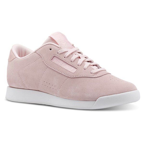 0ea023755ca487 Reebok Princess Leather - Pink