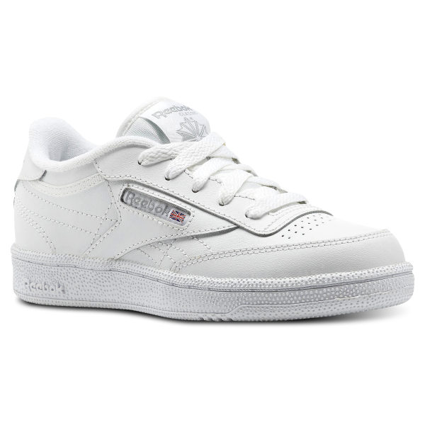 Reebok Club C - Pre-School - White  cdf3d3f6f