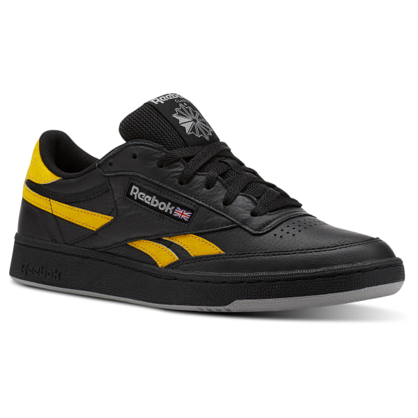 67ee16f3df5 Reebok Revenge Plus - Black