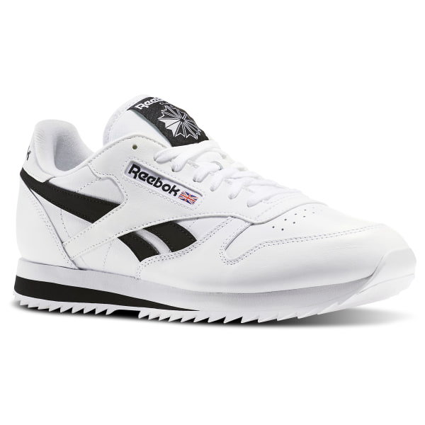 Reebok Classic Leather Ripple Low BP - White  0fc6096e7