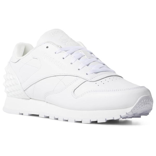 finest selection 67765 a9c69 Reebok Classic Leather - White   Reebok GB
