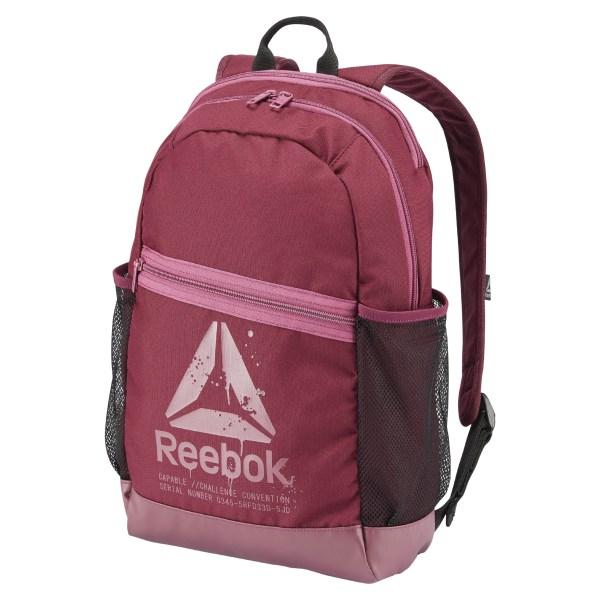 Reebok Style Foundation Active Backpack - Purple