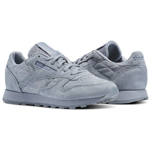 08497138951 Classic Leather Lace Meteor Grey White BS6522