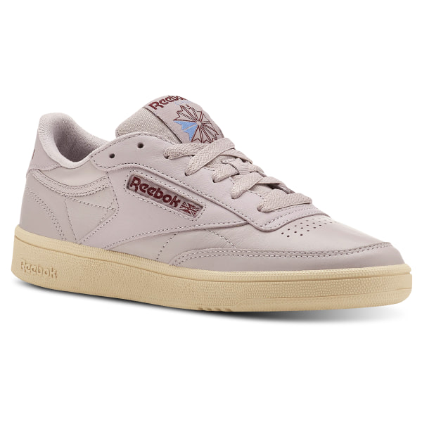 eb7bf24c6f9d8 Reebok Club C 85 - Purple
