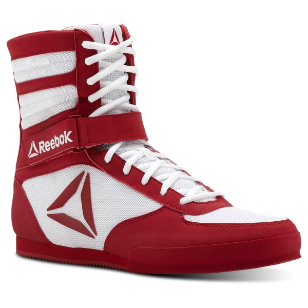 Reebok Boxing Boot - Red  c6071ce44