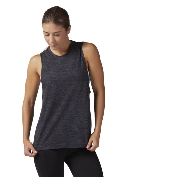 08dfb667c7f65 Reebok Training Essentials Muscle Tank - Black