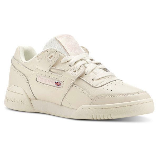 Reebok Workout Lo Plus - White  0d3e7c816