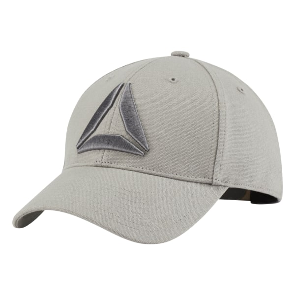 Reebok Active Enhanced Baseball Cap - Grey  0d7ed200cf6
