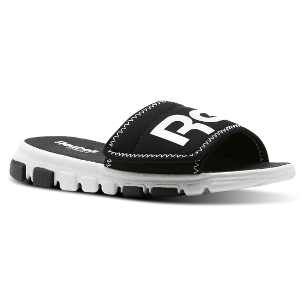 bc049f31a2200 Reebok Classic Slide - Grade School.  19.97 25. Color  Black   White