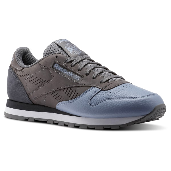 Reebok Classic Leather UE - Grey  d52f99894