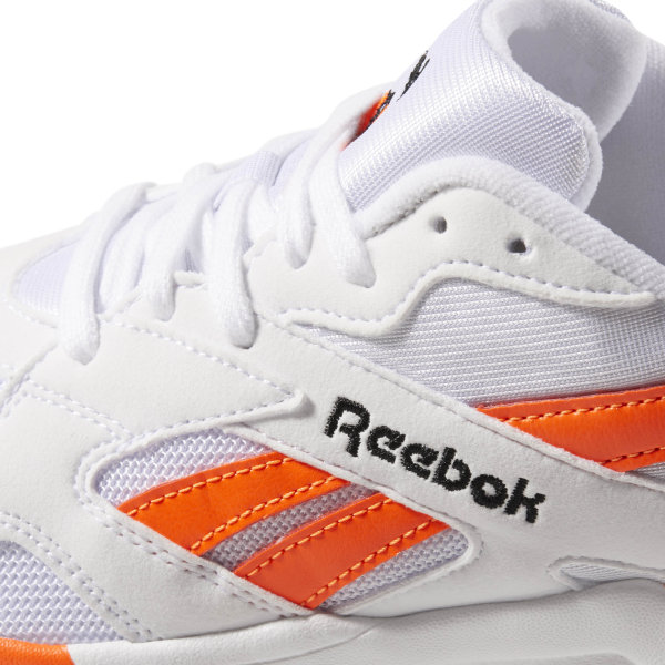 48d50e5b959a Reebok Aztrek Enh-White Black Solar Orange CN7472