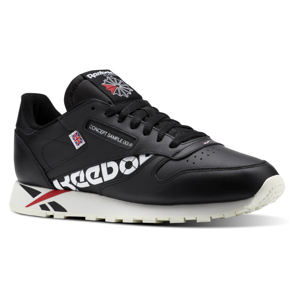 Reebok Classic Leather MU - Black  f59a4b6d0