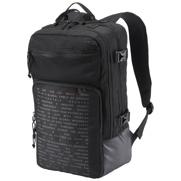 Reebok LES MILLS™ Backpack - Black