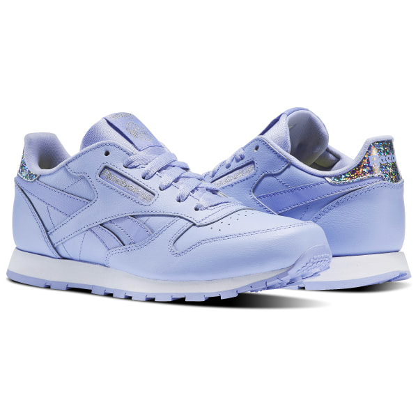 edb2f1dc498d46 Classic Leather Pastel - Primary School Lilac Glow White BS8978