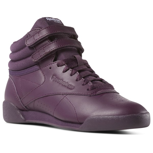 ca60dc23b1431 Reebok Freestyle Hi - Purple