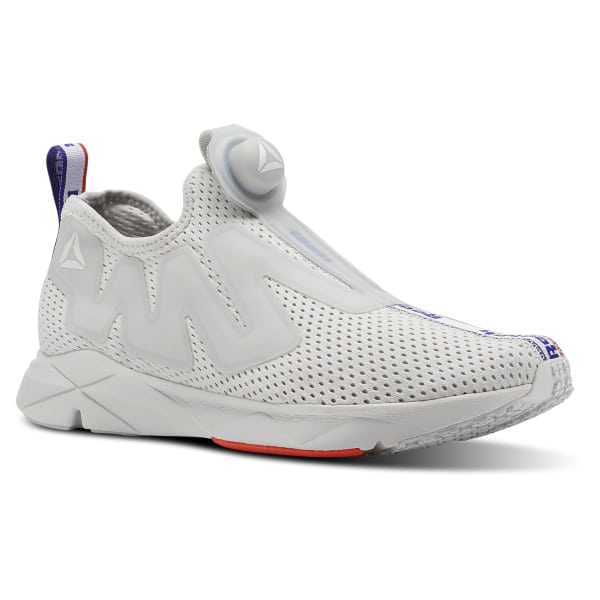 Reebok Pump Supreme Jacquard Tape - Grey  58a3fac49