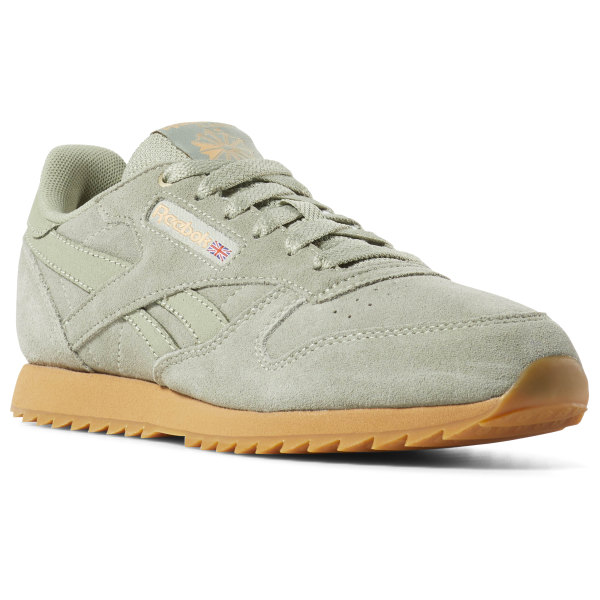 Reebok Classic Leather Ripple - Grade School - Beige  53c4f6cf03e6