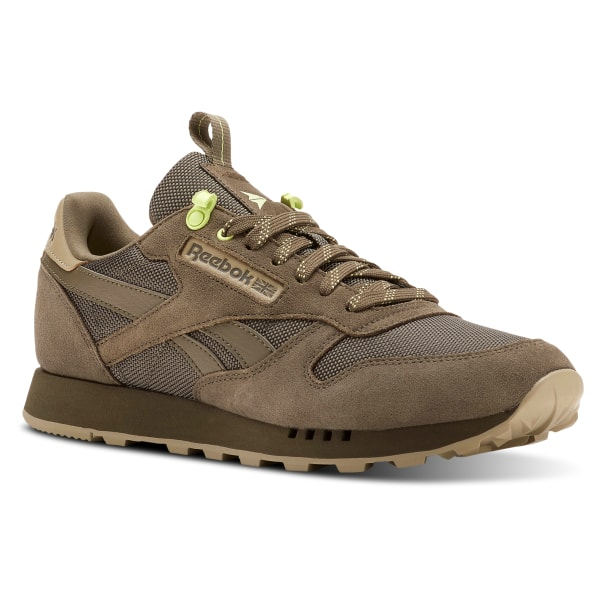98105eb997e70 Reebok Classic Leather MU - Grey