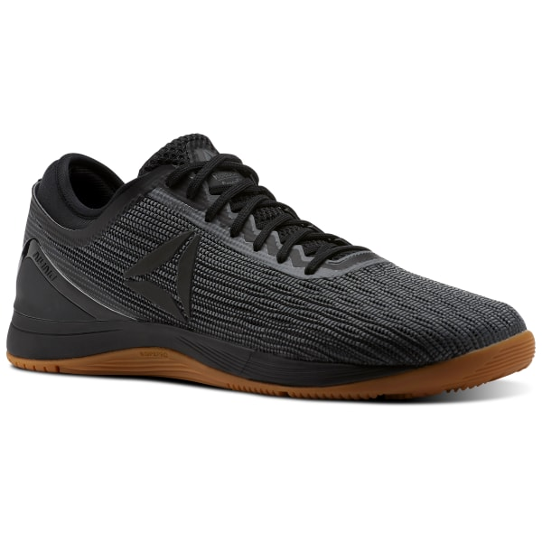 buy popular ccbc0 8d2e3 Reebok CrossFit Nano 8 Flexweave Black Alloy Gum CN1022